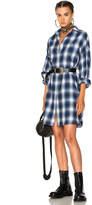 R 13 AXL Shirt Dress