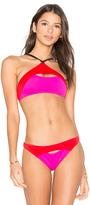 L'Agent by Agent Provocateur Alenya Bikini Top