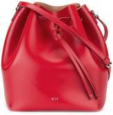 No.21 bucket shoulder bag