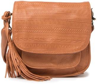 Day & Mood Sandi Leather Crossbody Bag