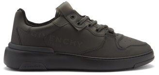 Givenchy Wing Clear-shell Trainers - Black