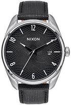 Nixon Bullet Leather Watch - Women's