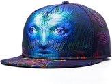 KitMax Alien Hip Hop Baseball Snapback Cap