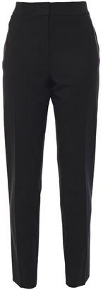 Oscar de la Renta Wool-blend Twill Slim-leg Pants