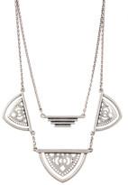 Lucky Brand Openwork Collar Necklace