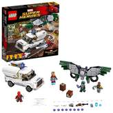 Lego Super Heroes Beware the Vulture 76083