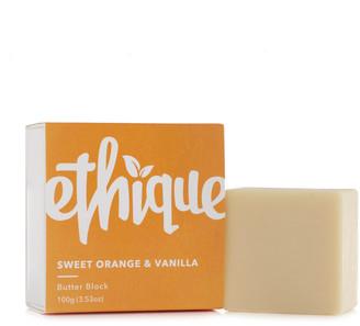 Éthique Sweet Orange & Vanilla Butter Block 100G