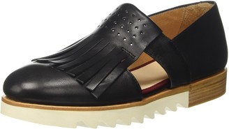 Barracuda Womens Bd0750 Low Top Shoes black Size: 4.5