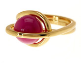 Trina Turk Caged Ball Ring - Size 7