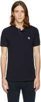 Paul Smith Navy Zebra Polo