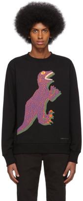 Paul Smith Black Dino Sweatshirt