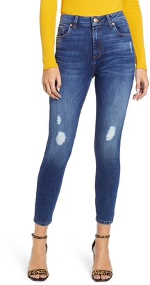 STS Blue Brie High Waist Ankle Skinny Jeans