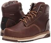 Georgia Boot AMP LT Wedge 6 Work Boot (Light Brown) Men's Boots