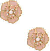 Kate Spade Sunset blossoms statement studs