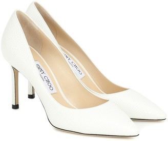 Jimmy Choo Romy 85 leather pumps