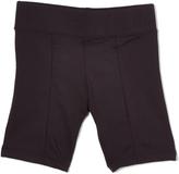 Capezio Black Superstretch Shorts - Toddler & Girls