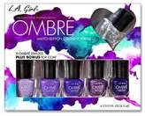 L.A. Girl LA GIRL Ombre Limited Edition Gradient Polish Set Love Affair Love Affair