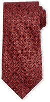 Stefano Ricci Neat Patterned Silk Tie