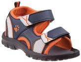 Rugged Bear Boys' Fabric Sandals
