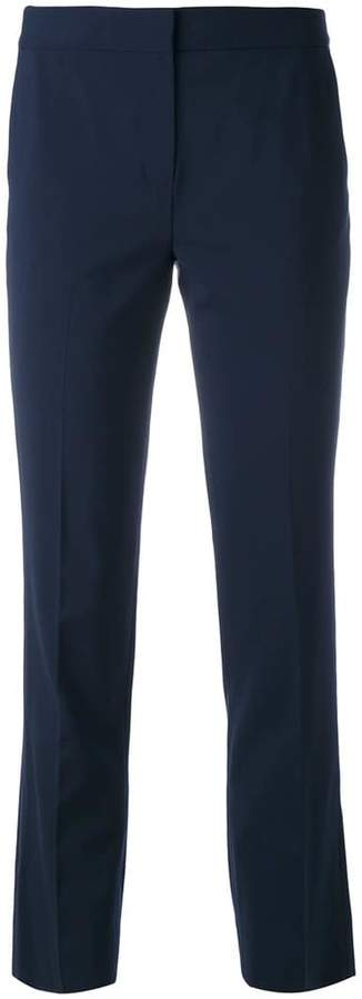 Diane von Furstenberg cropped tailored trousers