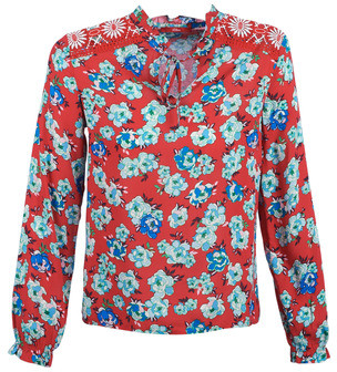S'Oliver 04-899-61-5060-90G11 women's Blouse in Red