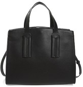 French Connection Coy Faux Leather Shopper - Black