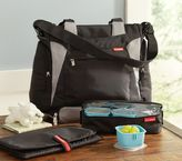 Skip Hop Bento Black Diaper Bag