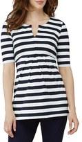 Isabella Oliver Women's 'Baywood' Stripe Maternity Top
