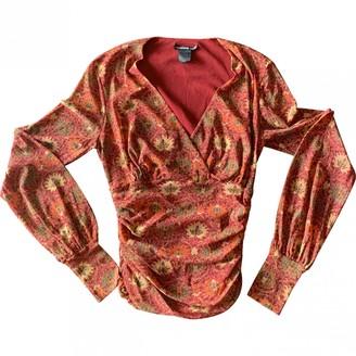 Vivienne Tam Multicolour Top for Women Vintage