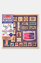 Melissa & Doug Toddler 'Stamp-A-Scene - Fairy Garden' Stamp Set