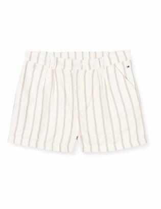 Tommy Hilfiger Girl's Fluro Stripe Shorts