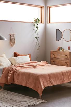 Urban Outfitters Cozy Slub Comforter