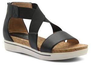 Adrienne Vittadini Women's Chelo Flatform Sandals Women's Shoes