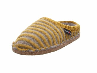 Haflinger Unisex Adults Flair Cathy Open Back Slippers