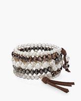 Chico's Nova Coil Bracelet