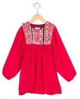 Antik Batik Girls' Sofy Silk Dress