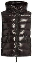 Duvetica Aristeo Hooded Quilted-down Gilet