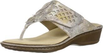 Aravon Women's Cambridge Thong Shoe