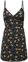 Moschino bear print nightdress