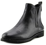 BCBGMAXAZRIA Bcbgeneration Yuri Women Round Toe Leather Ankle Boot.