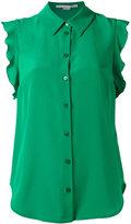 Stella McCartney frill blouse