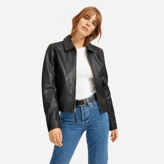 Everlane The Modern Leather Jacket