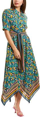 Diane von Furstenberg Kendyl Midi Dress