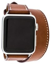 Apple X Hermes Double Tour Watch