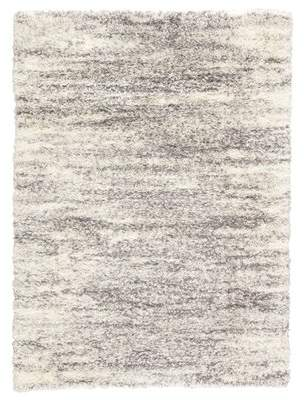 """Wrought Studio Leonid Abstract Ivory/Gray Area Rug Wrought Studio Rug Size: Rectangle 2' x 2'11"""""""