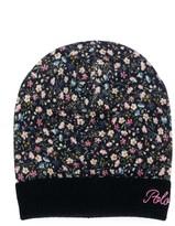 Ralph Lauren Kids floral-print beanie