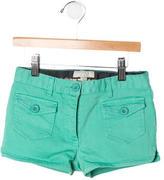 Stella McCartney Girls' Denim Shorts