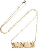 Suzanne Kalan 18-karat Gold Necklace - one size