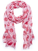 Sole Society Watermelon Print Scarf