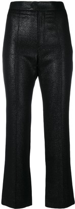 Isabel Marant High Waisted Cropped Trousers